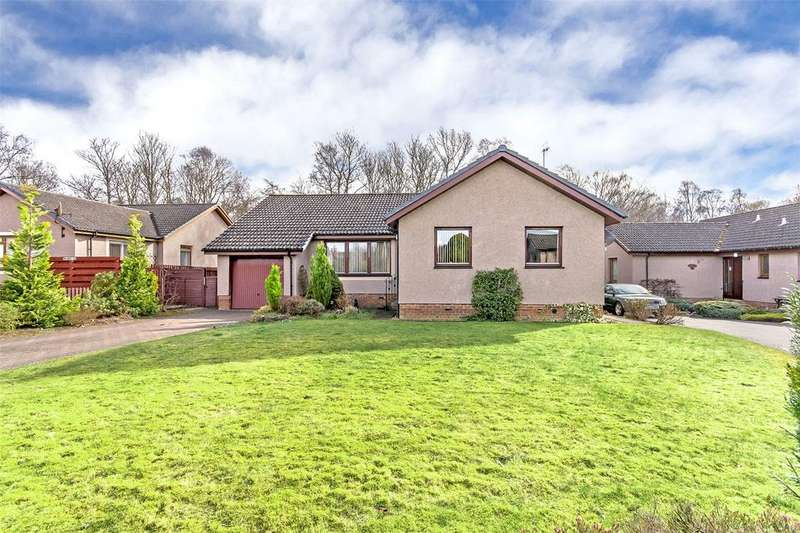4 Bedrooms Detached Bungalow for sale in 10 Muir Bank, Scone, Perth, PH2