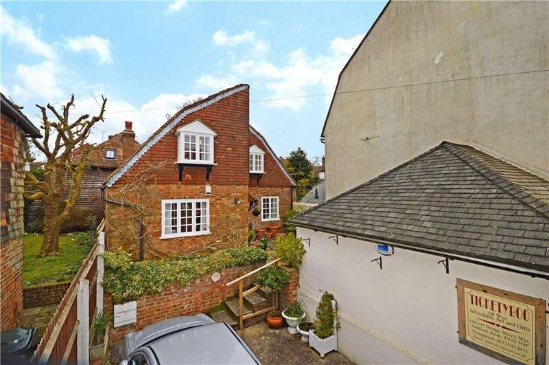2 Bedrooms Detached House for sale in Bridge Street, Wye