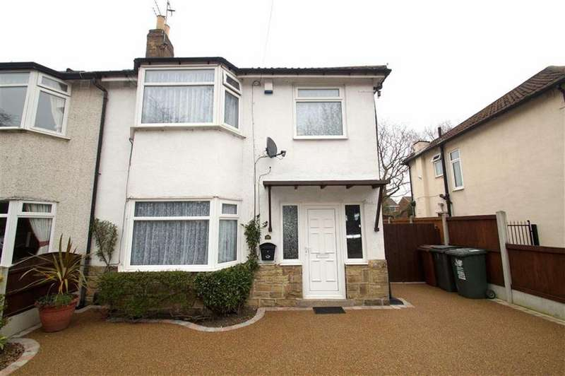 4 Bedrooms Semi Detached House for sale in Ringwood Crescent, Leeds