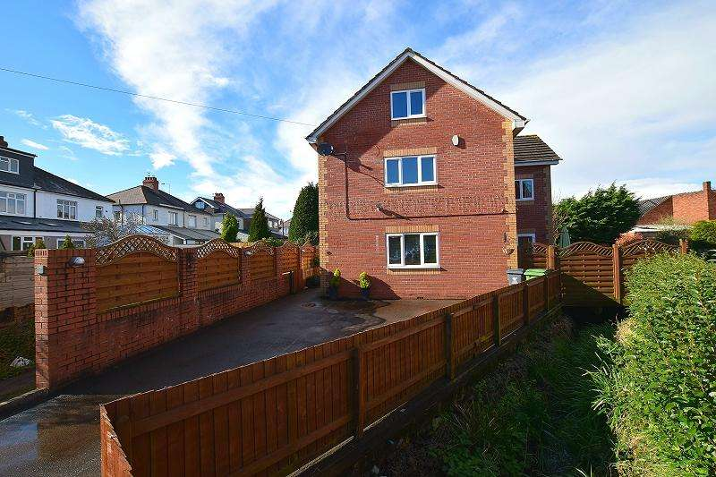 4 Bedrooms Detached House for sale in Nant Y Fedw , Birchgrove, Cardiff. CF14 1SD