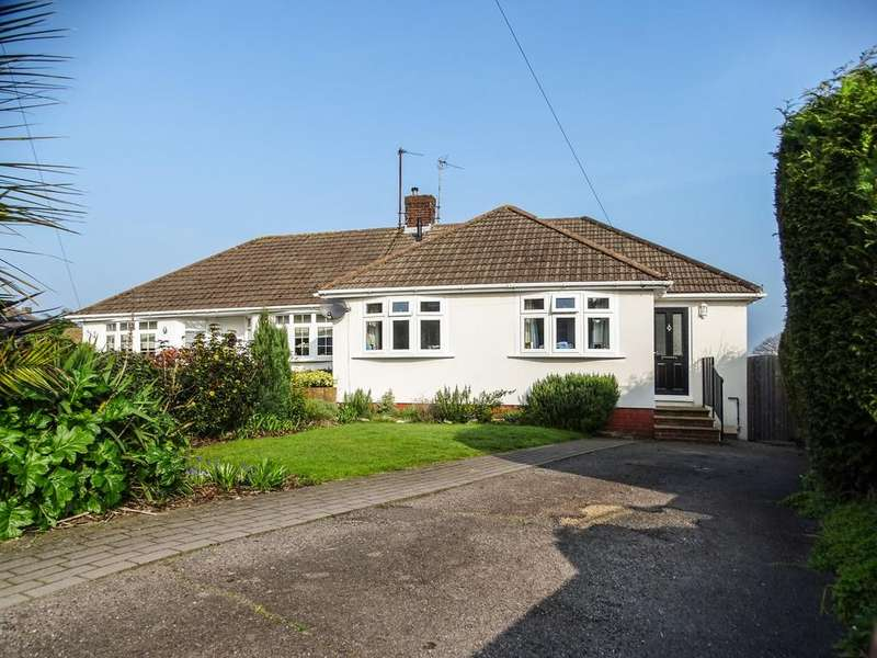 3 Bedrooms Semi Detached Bungalow for sale in West End