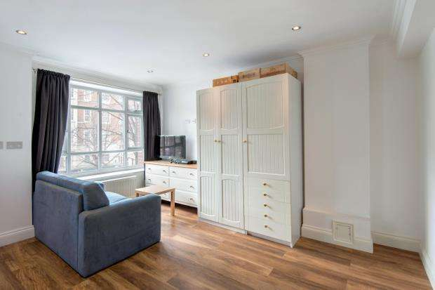 1 Bedroom Flat for sale in Portsea Hall, Portsea Place, Hyde Park, London, W2