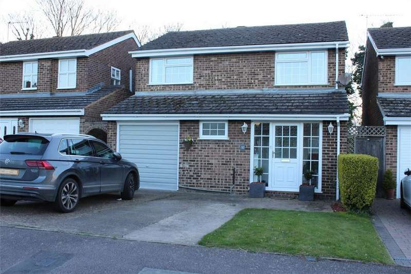 4 Bedrooms Detached House for sale in Anchor Road, Baldock, Hertfordshire