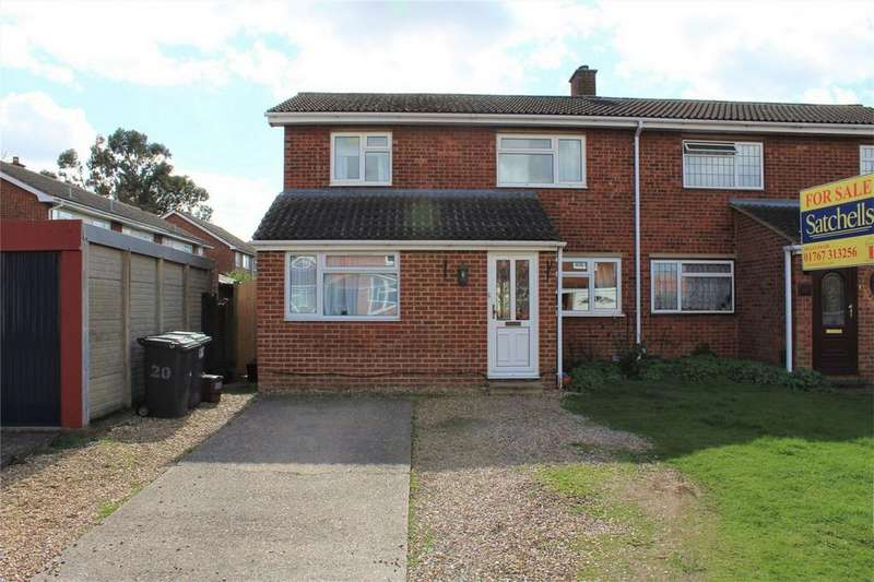 3 Bedrooms Semi Detached House for sale in Biggleswade, Bedfordshire