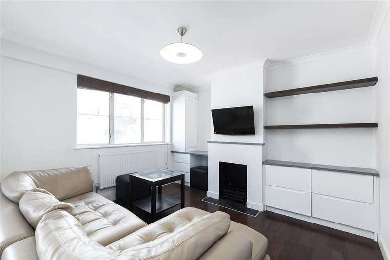 1 Bedroom Flat for sale in Bolton Lodge, Chelsea, London, SW10