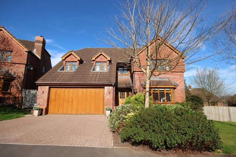 6 Bedrooms Detached House for sale in Llantarnam Drive, Radyr, Cardiff