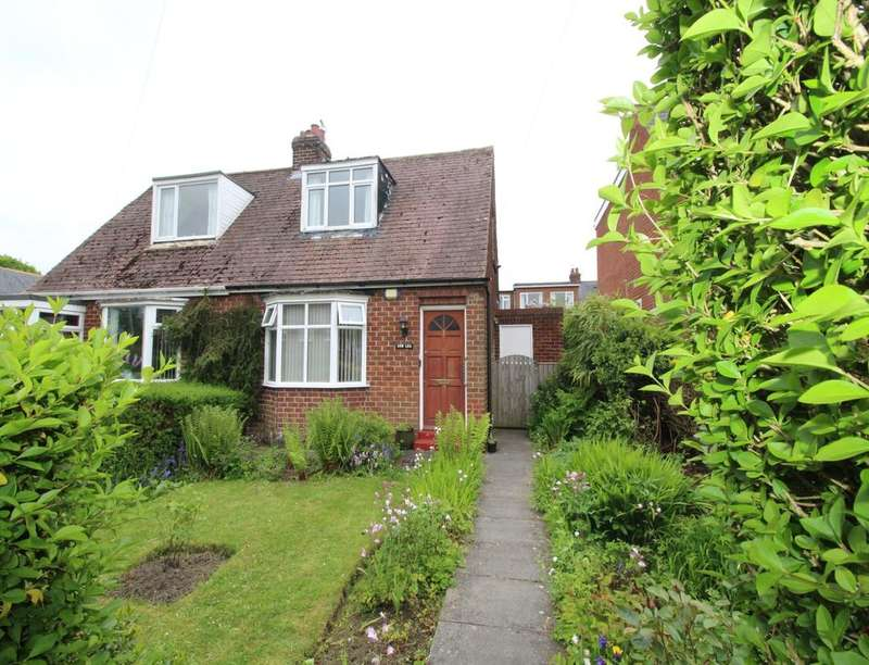 1 Bedroom Semi Detached House for sale in Broom Close, Whickham, Newcastle Upon Tyne, NE16
