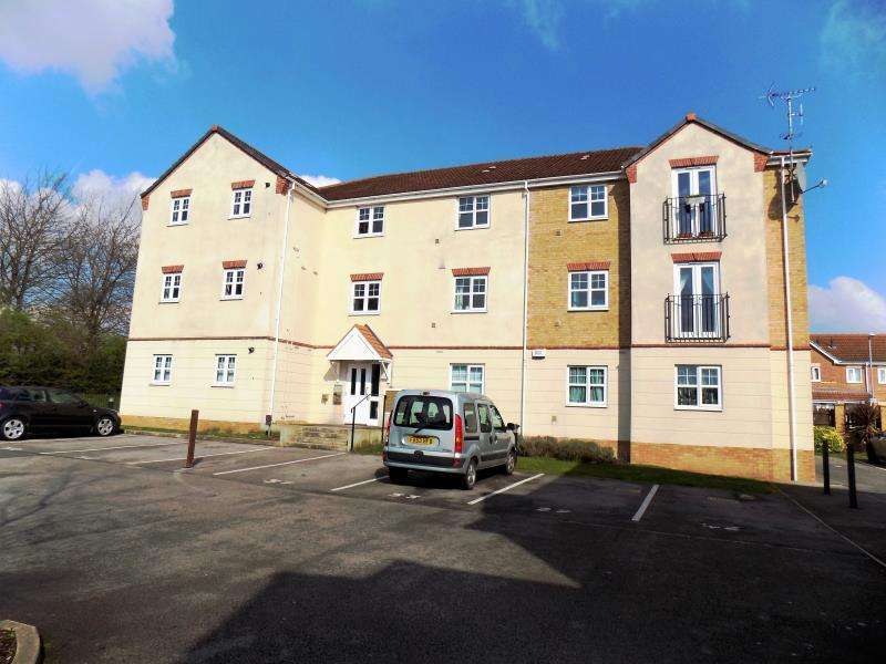 2 Bedrooms Flat for sale in Greenwood Gardens, Bilborough, Nottingham
