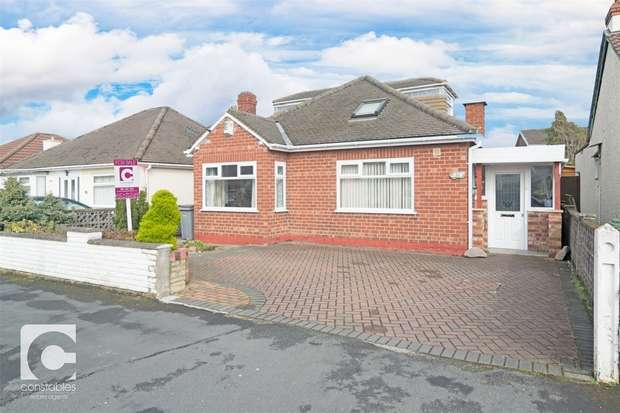4 Bedrooms Detached House for sale in Cartmel Drive, Moreton, Wirral, Merseyside