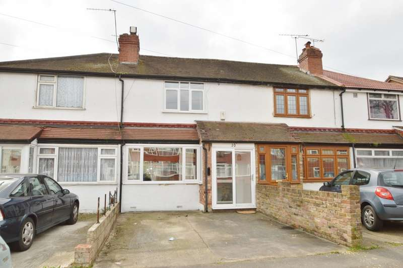2 Bedrooms Terraced House for sale in Whittington Avenue, Hayes, UB4