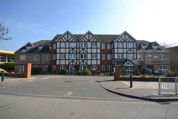 2 Bedrooms Flat for sale in Bishops Court, 152 Watford Road, Wembley, Middlesex