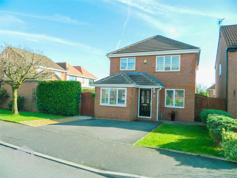3 Bedrooms Detached House for sale in Marsham Road, Westhoughton, Bolton, Lancashire