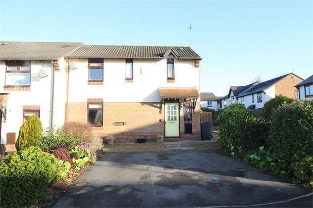 3 Bedrooms End Of Terrace House for sale in Squires Gate, Rogerstone, NEWPORT