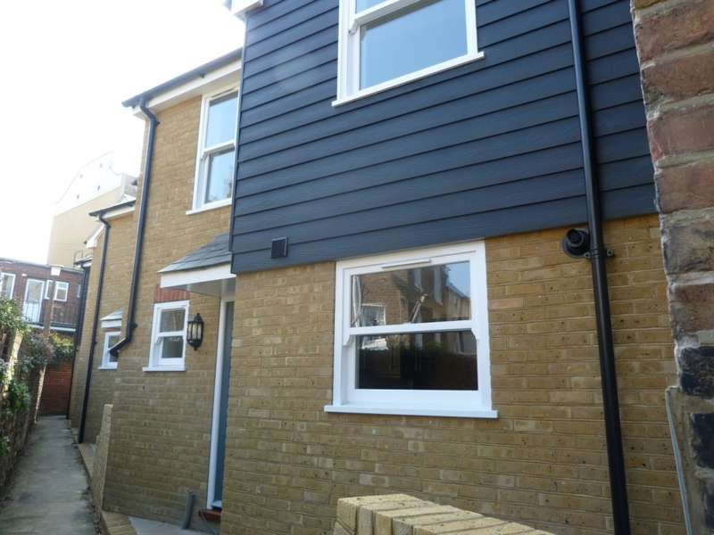 2 Bedrooms Cottage House for sale in Sion Passage, Ramsgate