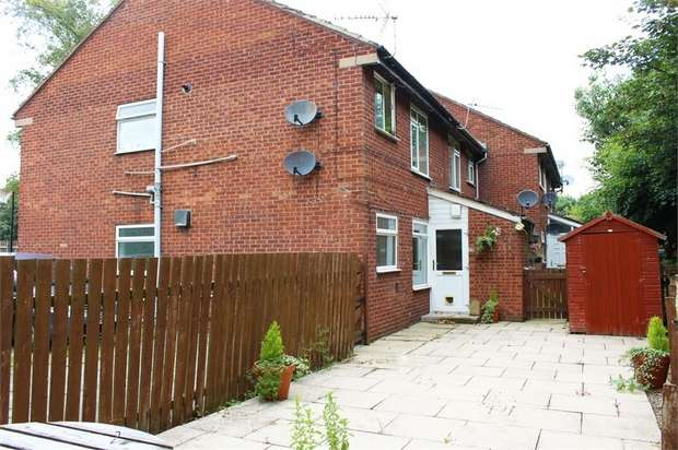 1 Bedroom Flat for sale in Melton Avenue, Leeds, West Yorkshire