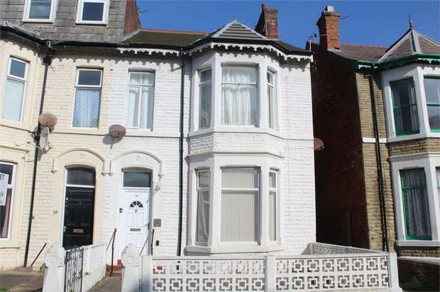 7 Bedrooms End Of Terrace House for sale in Withnell Road, Blackpool, Lancashire
