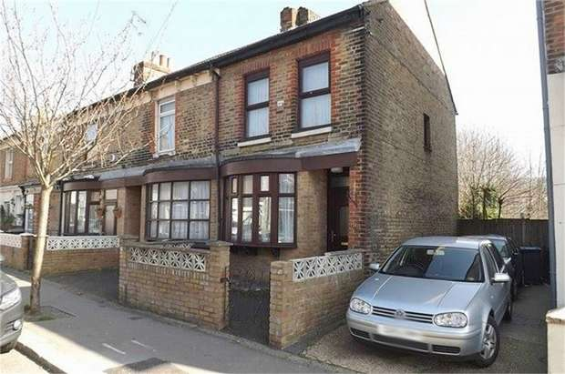 2 Bedrooms End Of Terrace House for sale in Cherry Tree Avenue, Dover, Kent