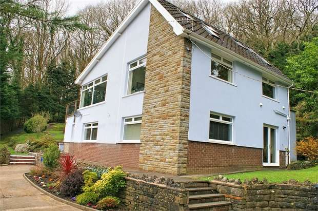 5 Bedrooms Detached House for sale in Bryncatwg, Cadoxton, Neath, West Glamorgan