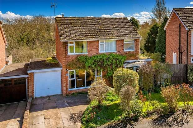 3 Bedrooms Detached House for sale in 20 Greenfields Drive, BRIDGNORTH, Shropshire