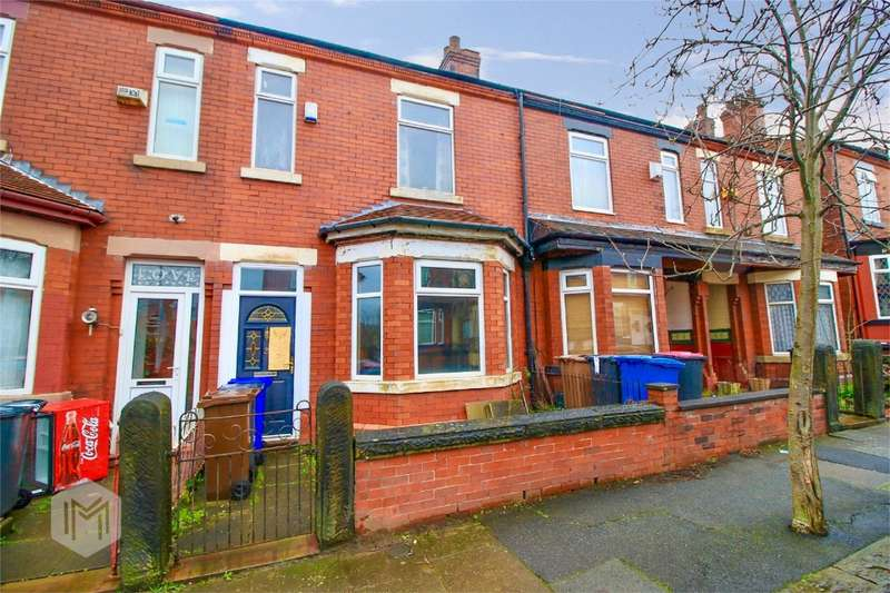 3 Bedrooms Terraced House for sale in Cecil Road, Eccles, Manchester