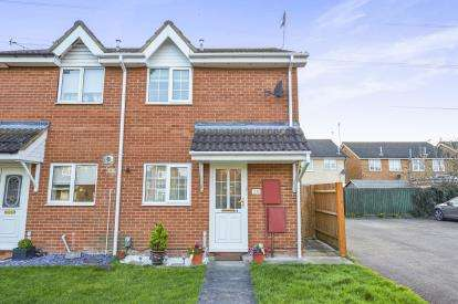 3 Bedrooms Semi Detached House for sale in Miles End, Aylesbury, Buckinghamshire
