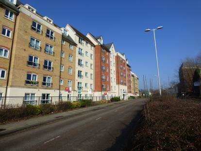 1 Bedroom Flat for sale in Delta House, St. Andrews Street, Northampton, Northamptonshire