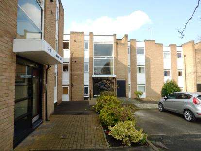 2 Bedrooms Flat for sale in Quarry Close, Handbridge, Chester, Cheshire, CH4