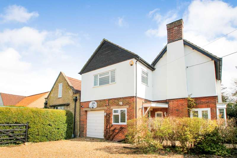 4 Bedrooms Detached House for sale in Church Lane. Shanbrook
