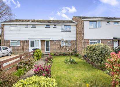 3 Bedrooms Terraced House for sale in Ensbury Park, Bournemouth, Dorset
