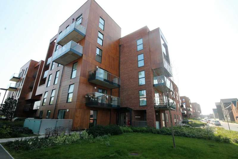 2 Bedrooms Apartment Flat for sale in Beadle Place, Erith
