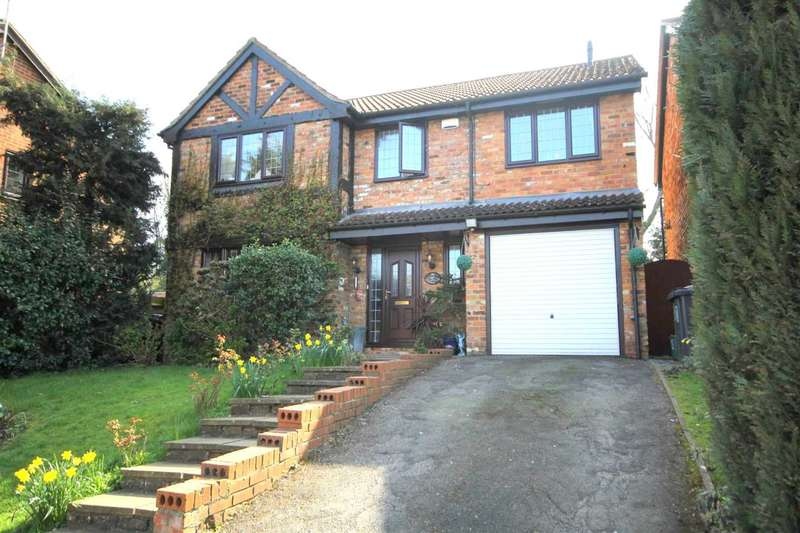 5 Bedrooms Detached House for sale in EXTENDED 5 BED DETACHED with ENSUITE TO MASTER BEDROOM.