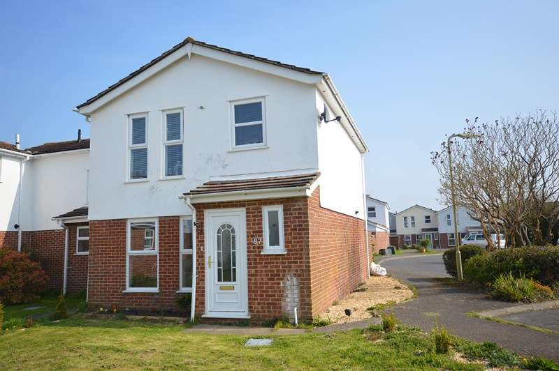 3 Bedrooms End Of Terrace House for sale in Meadowlands, Lymington
