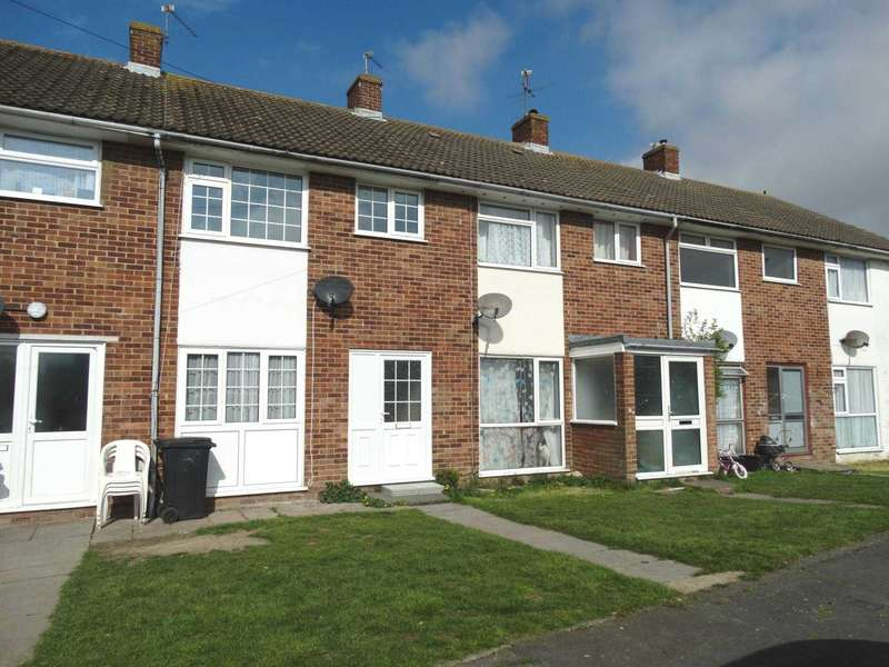 3 Bedrooms Terraced House for sale in Southern Road, Hampden Park