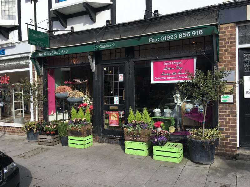 Retail Property (high Street) Commercial for sale in Watling Street, Radlett, Hertfordshire, WD7