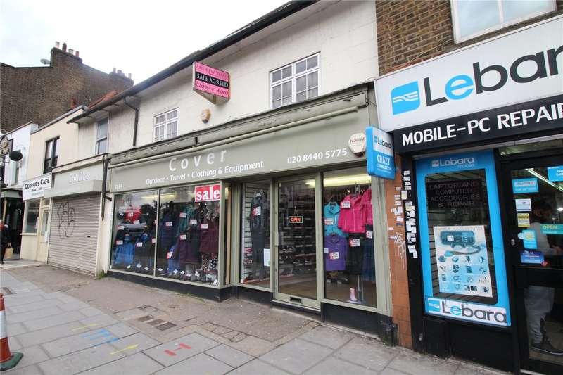 Retail Property (high Street) Commercial for sale in High Street, Barnet, EN5