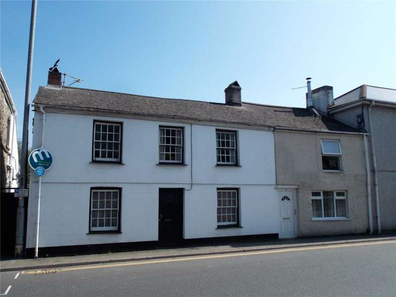 3 Bedrooms End Of Terrace House for sale in Fore Street, St Blazey, Par