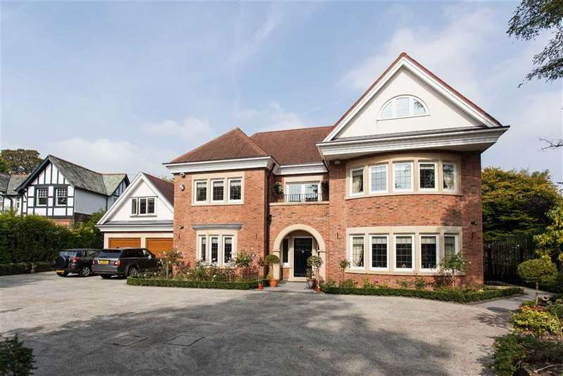 5 Bedrooms Property for sale in Belgrave Road, Bowdon, Altrincham