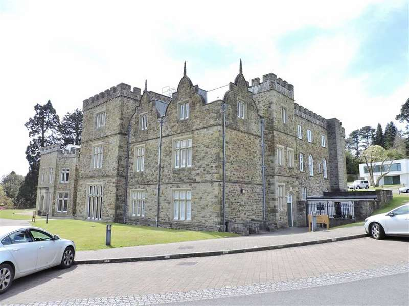 2 Bedrooms Flat for sale in Clyne Castle, Blackpill