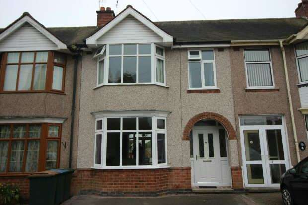 3 Bedrooms Terraced House for sale in Crossway Road , Green Lane, Coventry