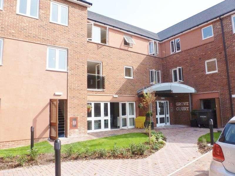 2 Bedrooms Retirement Property for sale in Grove Court, 20 Moor Lane, Crosby, L23 2AA