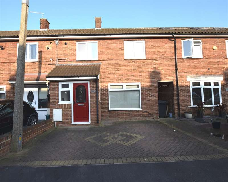 2 Bedrooms Terraced House for sale in Fullers Mead, Harlow, CM17