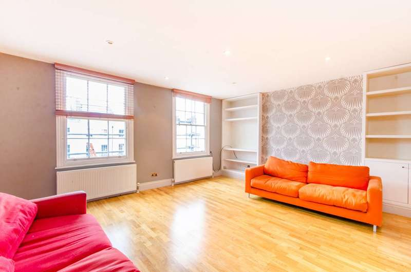 2 Bedrooms Flat for sale in Liverpool Road, Islington, N1