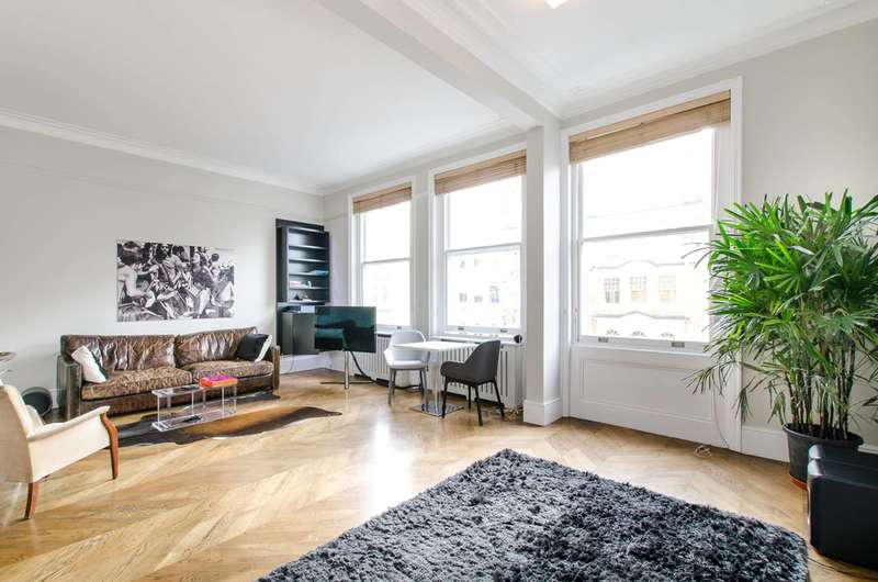 2 Bedrooms Flat for sale in Queens Gate Place, South Kensington, SW7