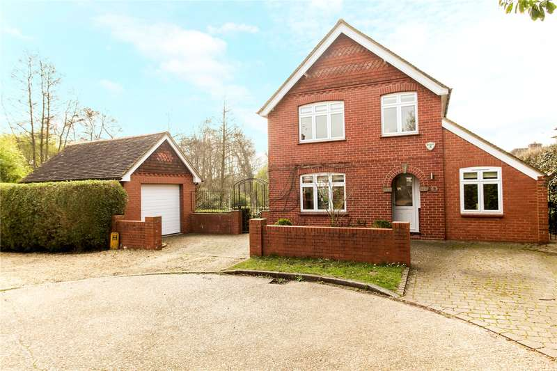 3 Bedrooms Detached House for sale in Firs Avenue, Bramley, Guildford, Surrey, GU5