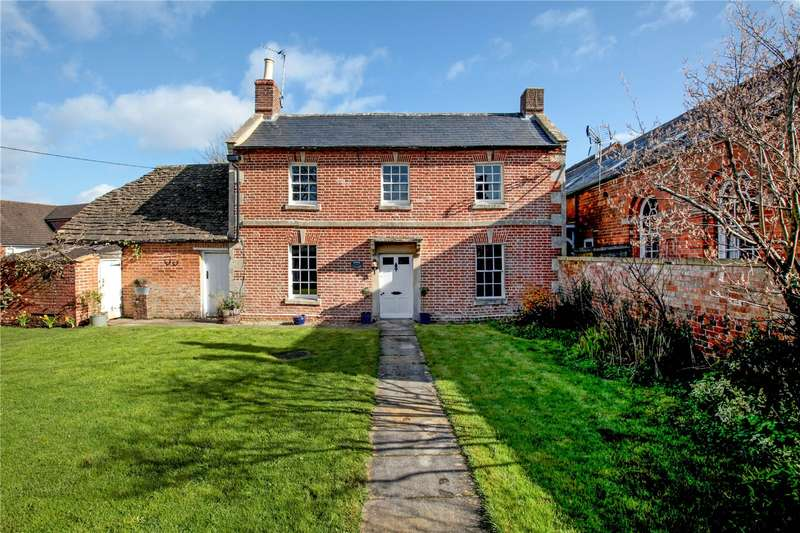 4 Bedrooms Detached House for sale in The Pound, Bromham, Chippenham, Wiltshire, SN15