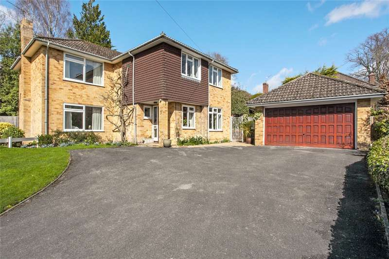 5 Bedrooms Detached House for sale in Abbey Hill Close, Winchester, Hampshire, SO23