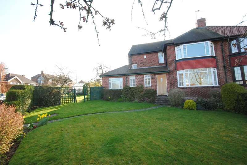 4 Bedrooms Semi Detached House for sale in Spinneyfield, Rotherham