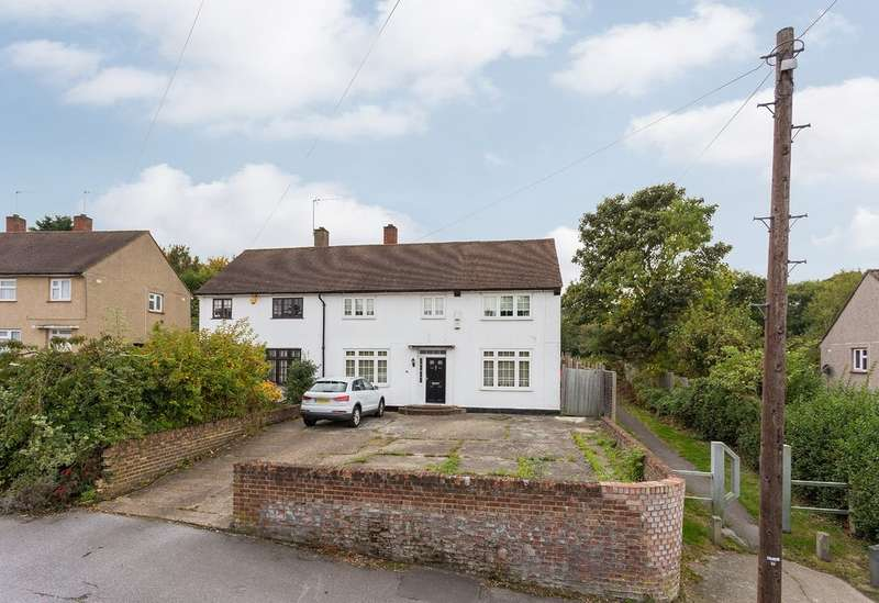4 Bedrooms Semi Detached House for sale in Chorley Wood Crescent, Orpington