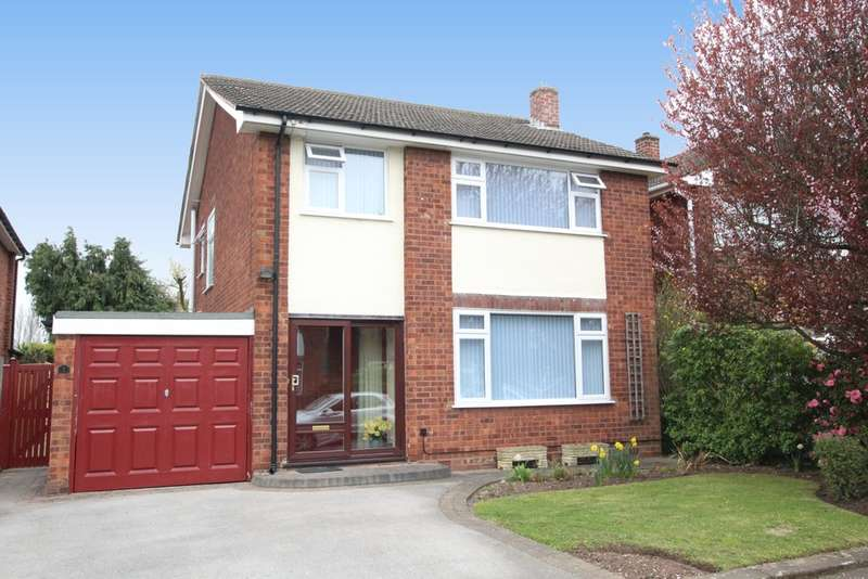 3 Bedrooms Detached House for sale in Garnett Drive, Sutton Coldfield, B75 6AG