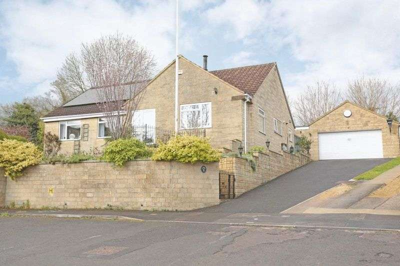 4 Bedrooms Detached House for sale in Southerwicks, Corsham